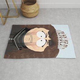Randy Marsh Lorde poster Ya Ya Ya Rug