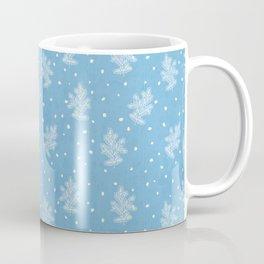 I don't know let it snow Xmas pattern Coffee Mug