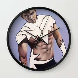 Astonishing XXX-Man Wall Clock
