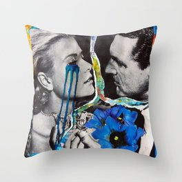 It's Not the Same Anymore Throw Pillow