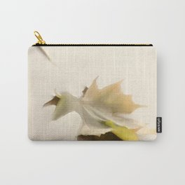 water green leaf Carry-All Pouch