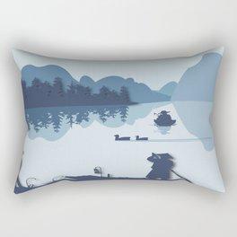 My Nature Collection No. 2 Rectangular Pillow