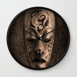 Imani African Art  Wall Clock