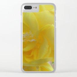 Botanicals Series - freesia fab Clear iPhone Case