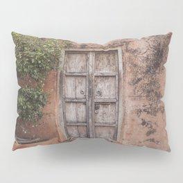 Door Jaigarh Fort Rajasthan Pillow Sham