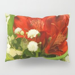 Modified - Still life with flowers Pillow Sham