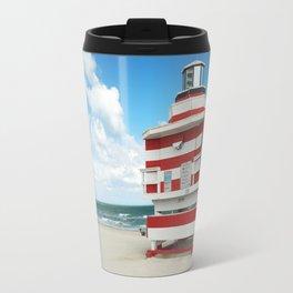 Baywatch House (Miami Beach, Florida) Travel Mug