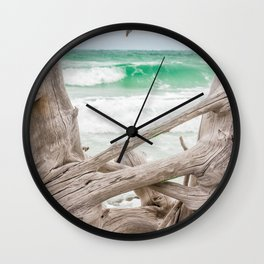 Nature's Frame Wall Clock