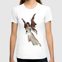 elf T-shirts featuring Beautiful  elf by nicky2342