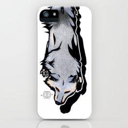 Wind Wolf iPhone Case