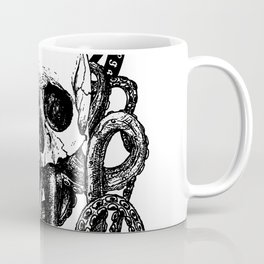 Pieces of Cthulhu Coffee Mug