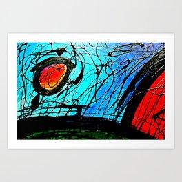 The Outsider Art Print