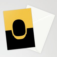 Daft Gold Stationery Cards