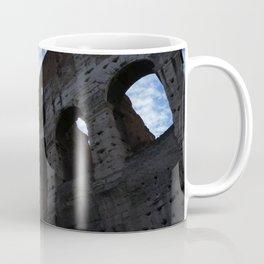 Colosseum and sundown Coffee Mug