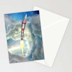 The Remarkable Rocket Stationery Cards
