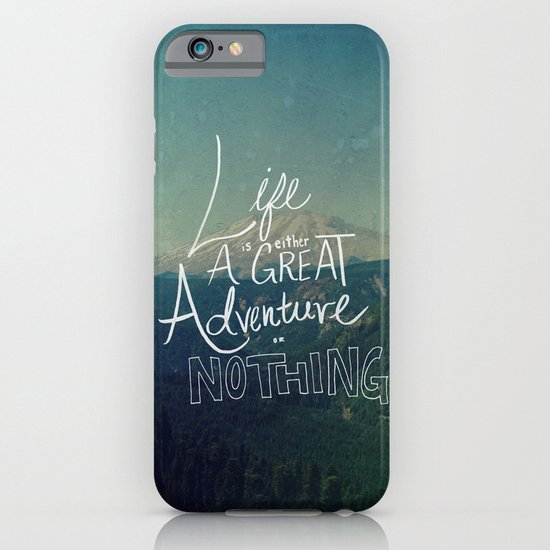 Great Adventure II iPhone & iPod Case