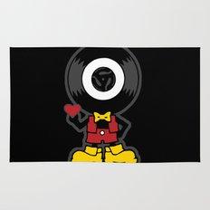 Vinyl Richie Rug