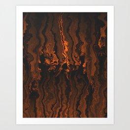 The Mythology Art Print