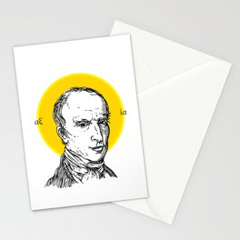 St. Cauchy Stationery Cards