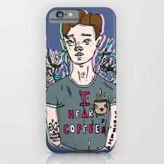 //Connor Franta: I Heart Coffee's// iPhone 6s Slim Case