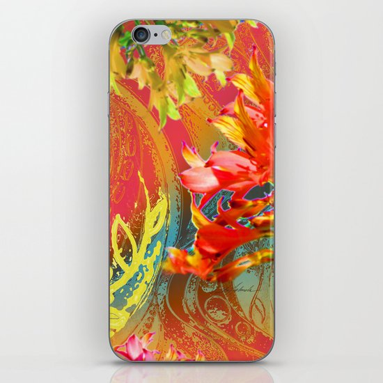 Oh Spring! iPhone & iPod Skin
