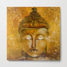 Buddha Art Metal Print
