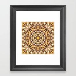 Mandala 182 Framed Art Print