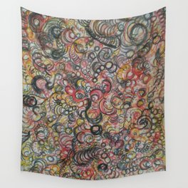 Portals Wall Tapestry