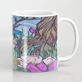 """Scavenger"" Art Coffee Mug"