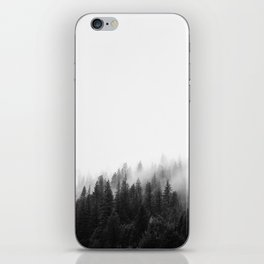 Misty Forest iPhone Skin