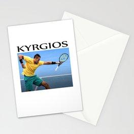 Nick Kyrgios Tennis 2 Stationery Cards