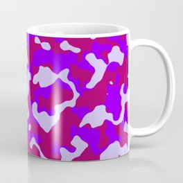 Flirty Camouflage Coffee Mug