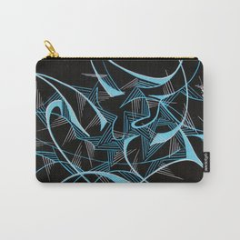 Blue side Carry-All Pouch