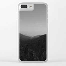Sequoia National Park II Clear iPhone Case