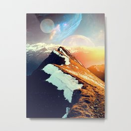 Deep Space Metal Print