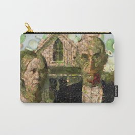 Vegan Gothic Fine Art Parody Carry-All Pouch