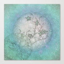 Serenity Blue Canvas Print