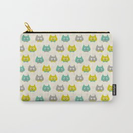 Litte Cats Carry-All Pouch