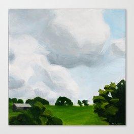 San Rafael Sky 1 Canvas Print