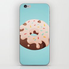 Sprinkle Donut iPhone Skin