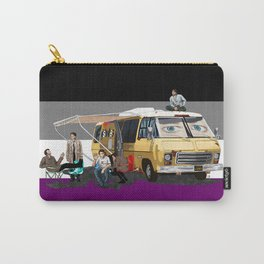 Asexual GISHBUS Carry-All Pouch