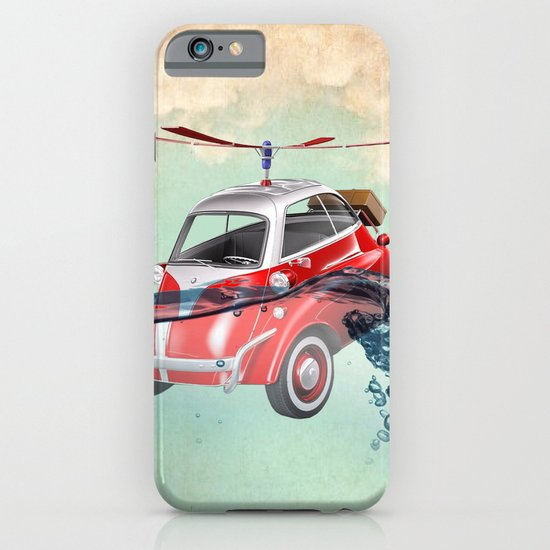 Isetta  all terrain vehicle iPhone & iPod Case