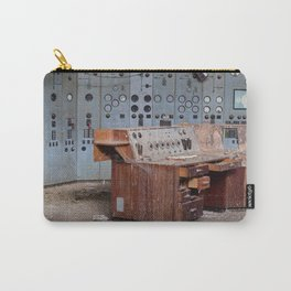 Derelict Control Room Desk Carry-All Pouch