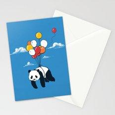 Flying Panda Stationery Cards