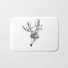 White-Tailed Deer Bath Mat