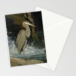 Heron & Cormorant Stationery Cards
