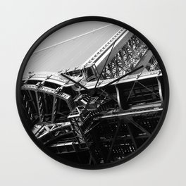 Manhattan Bridge 1 Wall Clock