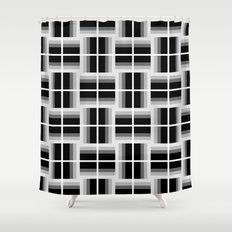 okretati Shower Curtain