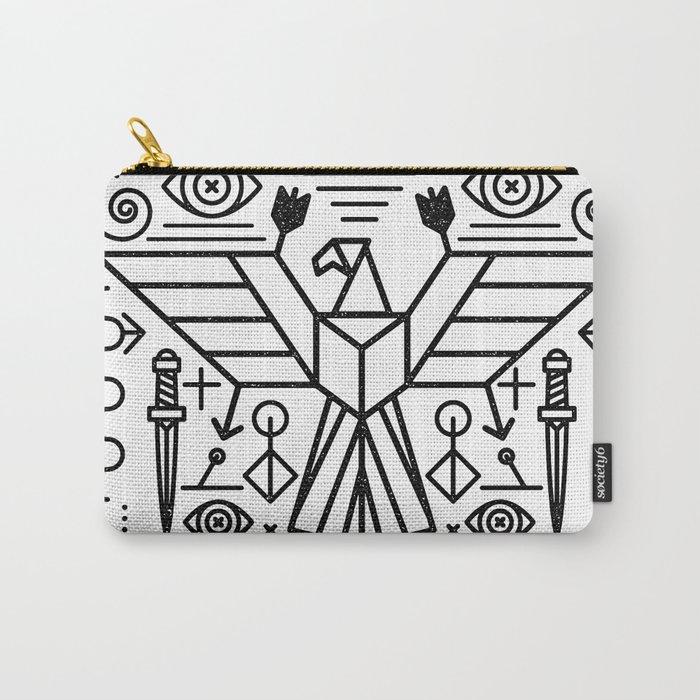 Secret Eagle Carry-All Pouch