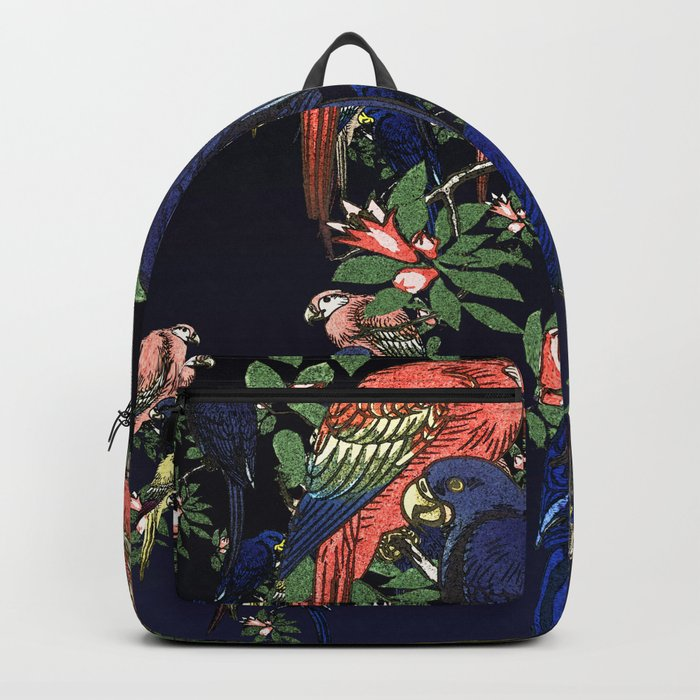 Parrotphenalia Backpack